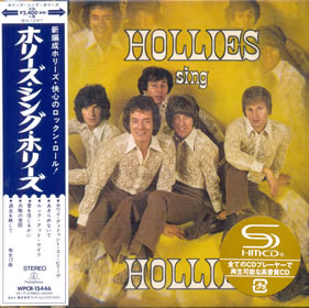 1969 Hollies Sing Hollies