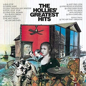 1973 The Hollies' Greatest Hits