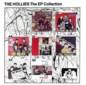 1987 The Hollies: The EP Collection