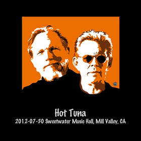 2015 2012-07-30 Sweetwater Music Hall Mill Valley CA – Live