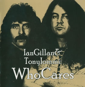2012 & Tony Iommi: WhoCares