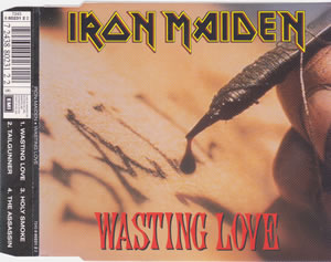 1992 Wasting Love – CDS