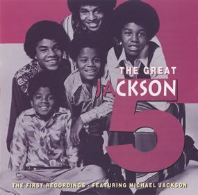 1999 The First Recordings: Featuring Michael Jackson
