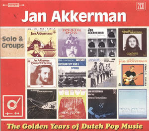 2017 The Golden Years Of Dutch Pop Music – Solo & Groups