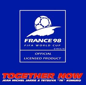 1998 Together Now – With Tetsuya Komuro – CDM