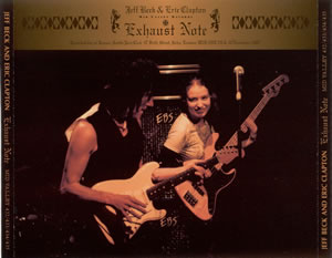 2008 Jeff Beck & Eric Clapton – Exhaust Note