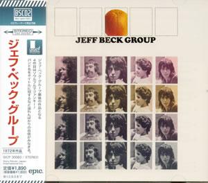 1972 Jeff Beck Group