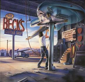 1989 Jeff Beck's Guitar Shop