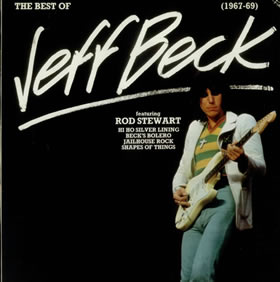 1985 The Best Of Jeff Beck 1967-69