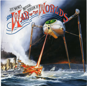 1978 The War Of The Worlds