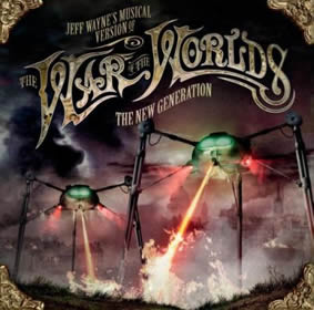 2012 The War Of The Worlds – The New Generation