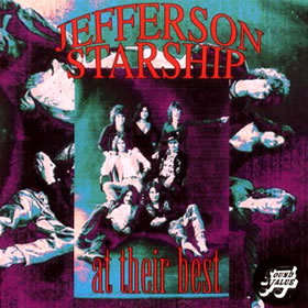 1993 Jefferson Starship At Their Best