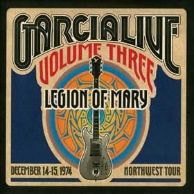 2013 Garcia Live – Volume Three December 14-15 1974 Northwest Tour