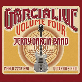 2014 Garcia Live – Volume Four March 22nd 1978 Veteran's Hall