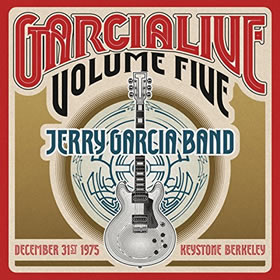 2014 Garcia Live – Volume Five December 31st 1975 Keystone Berkeley