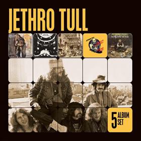 2012 5 Album Set
