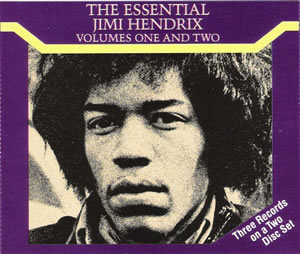 1989 The Essential Jimi Hendrix Volumes One And Two