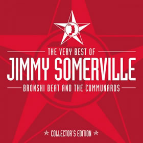 2001 The Very Best Of Jimmy Somerville – Bronski Beat & The Communards – Collector's Edition