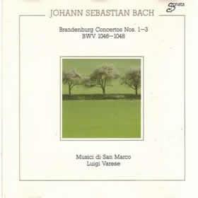 1989 Conciertos De Brandemburgo 1 2 y 3