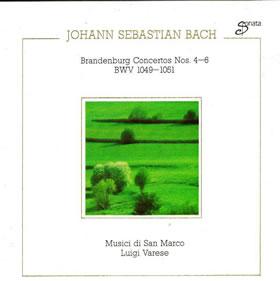 1989 Conciertos De Brandemburgo 4 5 y 6