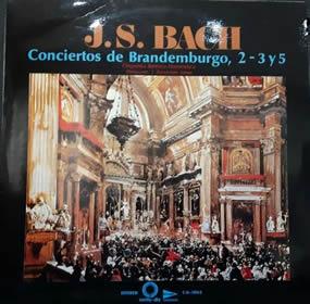 1974 Conciertos De Brandemburgo 2 3 y 5