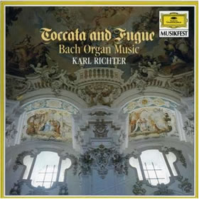 1988 Toccata and Fugue (feat. organ: Karl Richter)