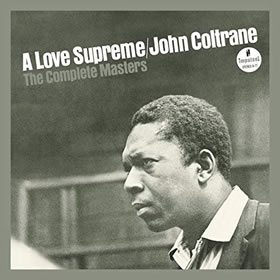 1965 A Love Supreme: The Complete Masters – Super Deluxe Edition