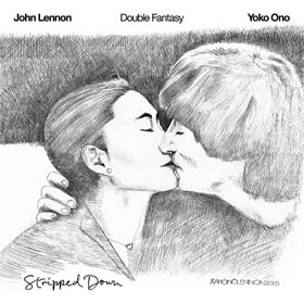 1980 Double Fantasy Stripped Down