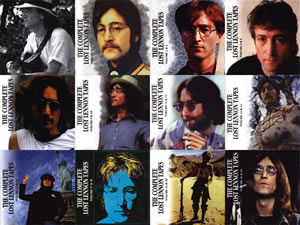 1998 The Complete Lost Lennon Tapes Vol. 1-22 1996-1998