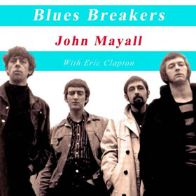 2019 Blues Breakers John Mayall with Eric Clapton