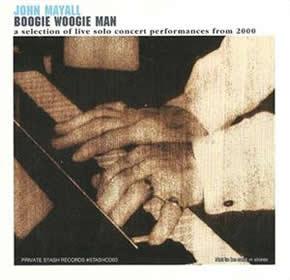 2001 Boogie Woogie Man