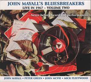2016 John Mayall's Bluesbreakers – Live In 1967 Vol.2