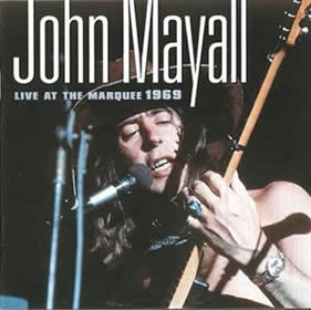 1999 Live at the Marquee 1969