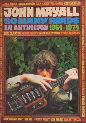 2010 So Many Roads – An Anthology 1964-1974