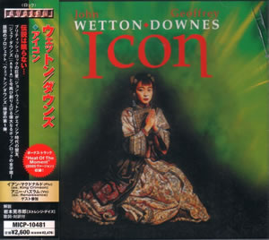 2005 & Geoffrey Downes – Icon