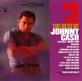 1963 Ring of Fire: The Best of Johnny Cash