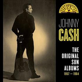 2017 The Original Sun Albums 1957-1964