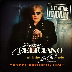 2016 Live At The Iridium: Happy Birthday Les
