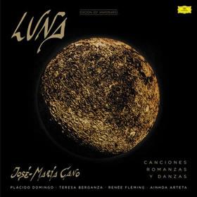 2018 & Teresa Berganza & Plácido Domingo & Ainhoa Arteta & Renée Fleming & London Symphony Orchestra – Luna: Canciones Romanzas y Danzas