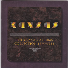 2011 The Classic Albums Collection 1974-1983