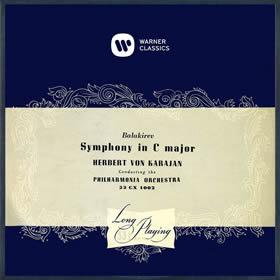 2014 Balakirev: Symphony No. 1