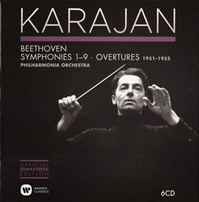 2014 Beethoven: Symphonies and Overtures 1951-1955