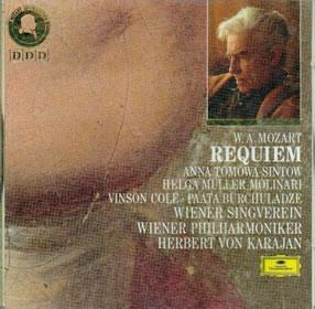 1991 Mozart: Requiem