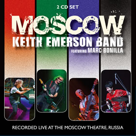 2011 & Band featuring Marc Bonilla – Moscow