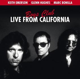 2009 & Glenn Hughes & Marc Bonilla – Boys Club: Live From California