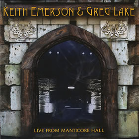 2014 & Greg Lake – Live From Manticore Hall