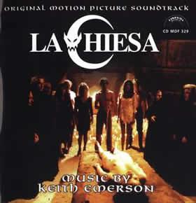 1989 La Chiesa (Original Motion Picture Soundtrack)