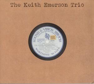 2015 The Keith Emerson Trio 1963