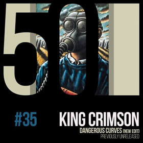 2019 Dangerous Curves (KC50 Vol. 35) – CDS