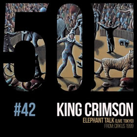2019 Elephant Talk (KC50 Vol. 42) – Live – CDS